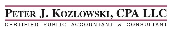 Peter J. Kozlowski CPA LLC